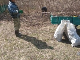 1 мая 2019 года во всех населенных пунктах сельского поселения были организованы субботники по уборке территории кладбищ, в которых жители приняли активное участие. Вывезен мусор, спилены сухие старовозрастные деревья, приведены в порядок домики для хране